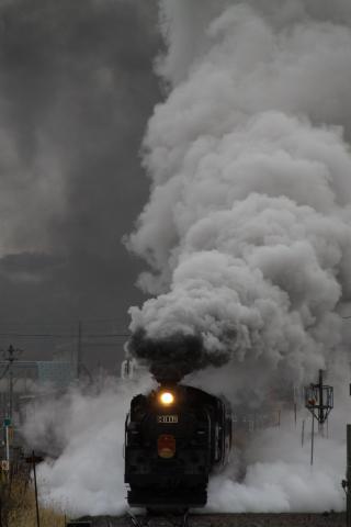 SLニセコ号 11月3日 ニセコ発車 その2