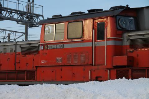 DD51 1150 ちょいギラリ