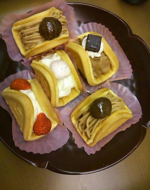 11022702洋菓子