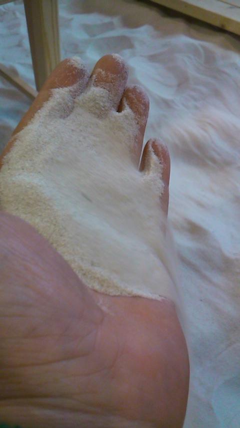 03白い砂