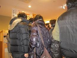 111はま寿司店内 ブログ