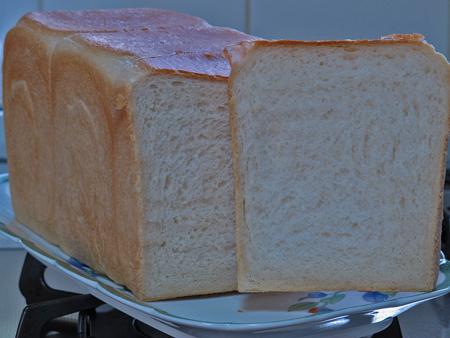 白神こだま酵母 食パン3