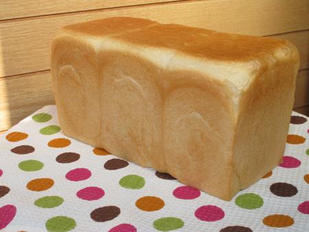 白神こだま酵母 食パン2