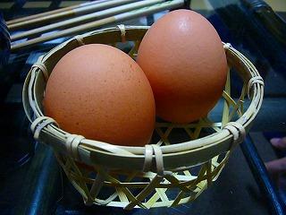 ゆで卵入れ