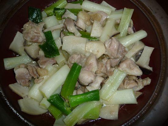 鶏肉 ねぎ料理