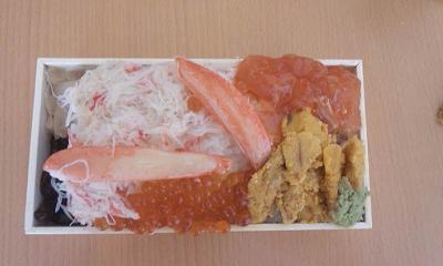 海鮮丼20110918