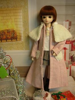 エミリーさんとメイちゃん クリスマス 4
