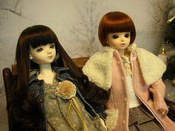 エミリーさんとメイちゃん クリスマス 10