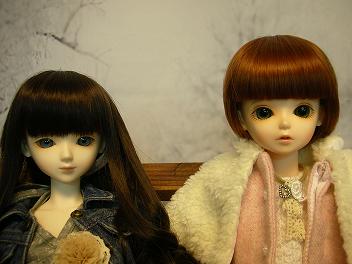 エミリーさんとメイちゃん クリスマス 11