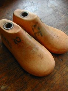 子供木靴型