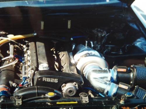R32 GT-R③