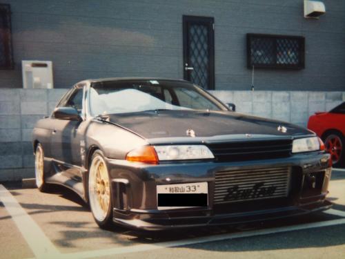 R32 GT-R①