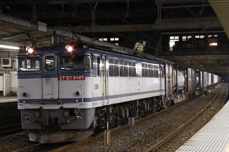 EF65 1045 8075レ