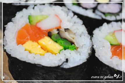 春色巻き寿司
