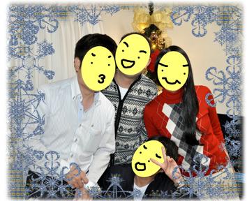メリークリスマスイブ♪