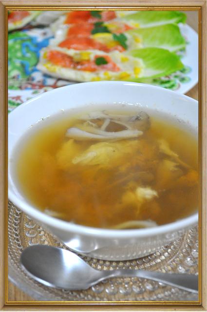 ティーマ スープ