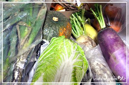 田島の野菜