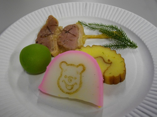 ベルメゾンネット★おせち試食