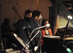2012.3.24ボサセッションatアワビ庵 (Hidebon-san)10
