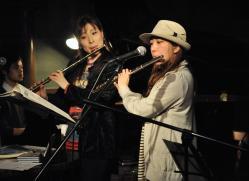 2012.3.24ボサセッションatアワビ庵 (Hidebon-san)8