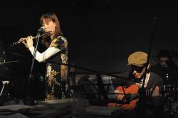 2012.3.24ボサセッションatアワビ庵 (Hidebon-san)3