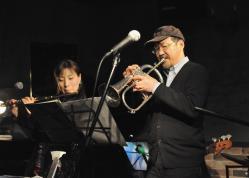 2012.3.24ボサセッションatアワビ庵 (Hidebon-san)11