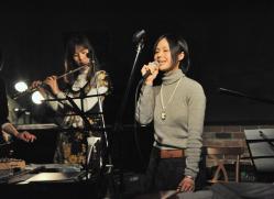2012.3.24ボサセッションatアワビ庵 (Hidebon-san)12