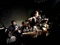 2012.3.24ボサセッションatアワビ庵 池田さん1