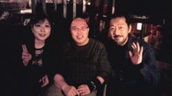 2012.3.24ボサセッションatアワビ庵 黒石さん_池田さんと1小