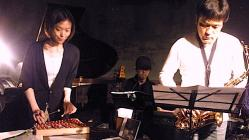 2012.3.24ボサセッションatアワビ庵2