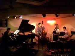 2012.4.23MIYAKOさんサムロマat CANDY9