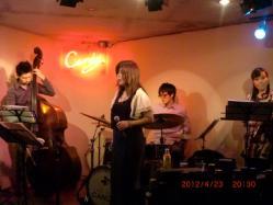 2012.4.23MIYAKOさんサムロマat CANDY8