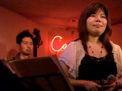 2012.4.23MIYAKOさんサムロマat CANDY3