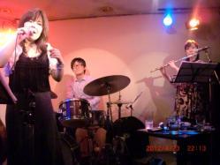 2012.4.23MIYAKOさんサムロマat CANDY39