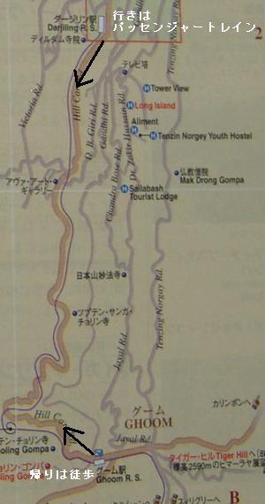 ダージリン~グーム 地図.JPG