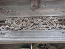 弘法寺彫刻