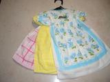 タオルのドレス