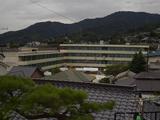 辰川小学校遠景