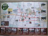 酒蔵通り地図