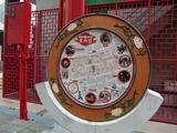 南京町案内図