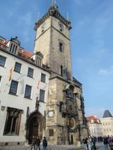 旧市庁舎時計塔