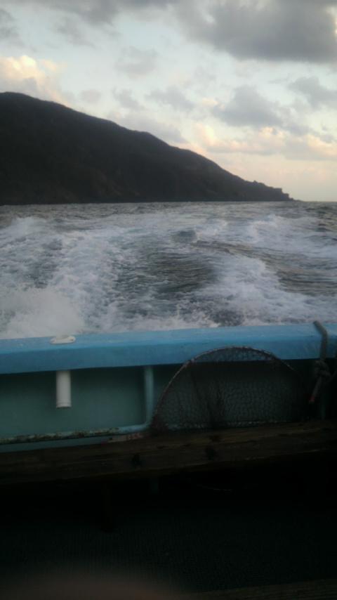 11.6 帰り船