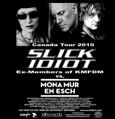 CANADA TOUR 2010