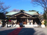 東郷神社①