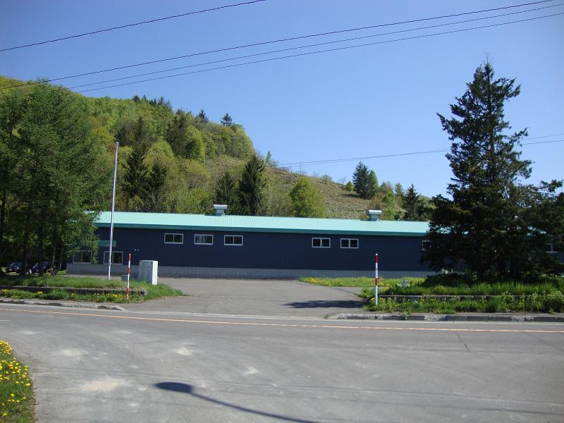 東和小中学校跡