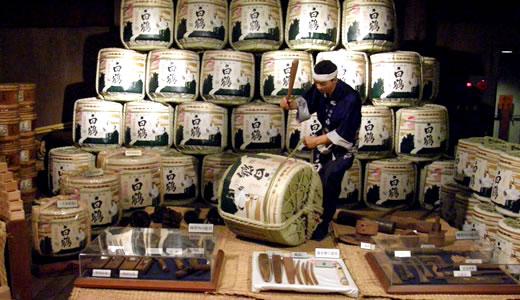 白鶴酒蔵開放2012-2