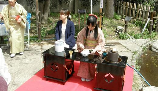 岡本南公園観桜会2012-3