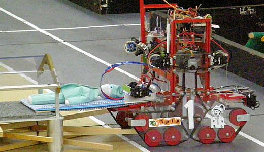 レスキューロボットコンテスト2013-3