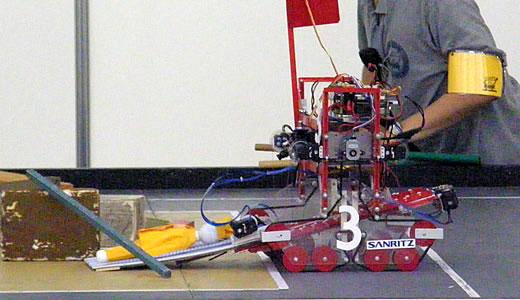 レスキューロボットコンテスト2013-4