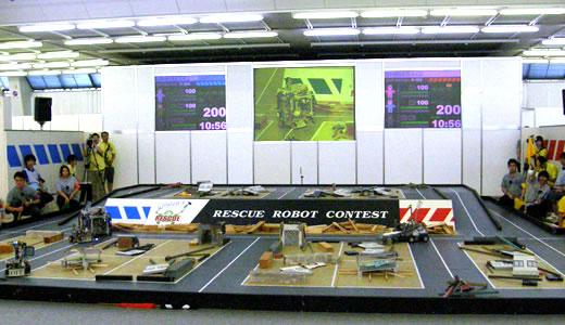 レスキューロボットコンテスト2013(2)-1